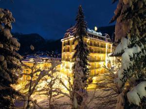 Hotel Salzburger Hof, Hotel  Bad Gastein - big - 33