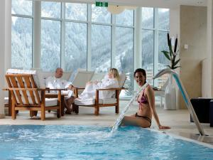 Hotel Salzburger Hof, Hotel  Bad Gastein - big - 44