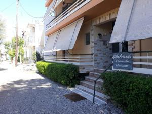 Villa Artemida Achaia Greece