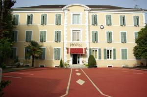 The Originals Boutique, Villa Montpensier, Pau (Inter-Hotel) - Pau