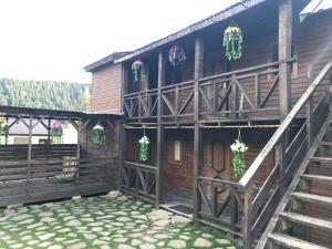 Гостевой дом Berghouse, Архыз