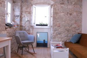 books&bells, Apartmány - Split