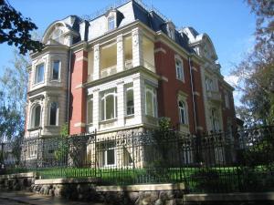 Villa Vier Jahreszeiten - Glauchau