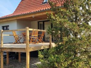 Saniertes Ferienhaus mit optionalem Bootssteg - Canow