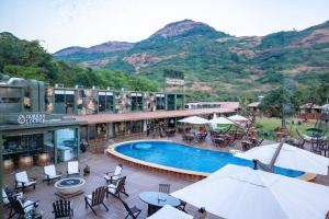 DATA Resort by Della Adventures, Rezorty  Lonavala - big - 40