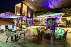 DATA Resort by Della Adventures, Rezorty  Lonavala - big - 32