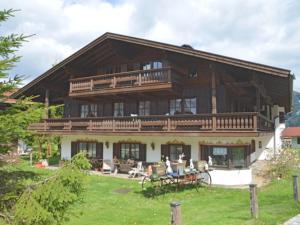 Ferienwohnung Adlerhorst im Haus Lohrey - Blindau