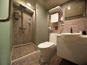 E-House Hotel, Hotely  Tchaj-pej - big - 4