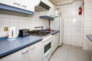 Tempo Rent Apart Hotel, Residence  Santiago - big - 60