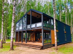 Дом для отпуска Дом в стиле лофт
