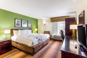 Sleep Inn & Suites Kingsport TriCities Airport - Hotel - Kingsport