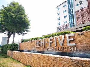 H-Five Suvarnabhumi Hotel - Ban Khlong Bang Sao Thong