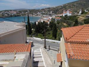 Sofirene Sea Scape Andros Greece