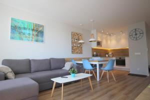 Apartament w pasie nadmorskim
