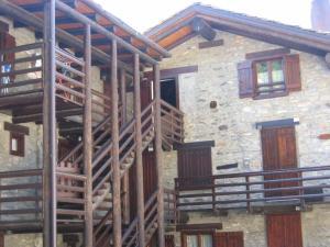 La Thuile- Bellissima mansarda ristrutturata - Hotel - La Thuile