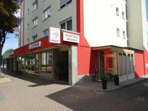 Hotel Hotel Sonne - Haus 1 Idstein Německo