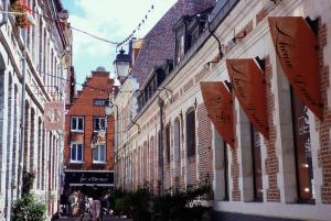 Novotel Lille Centre Grand Place, Hotely  Lille - big - 97