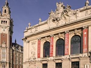 Novotel Lille Centre Grand Place, Отели  Лилль - big - 19