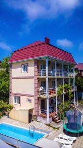 Гостевой дом На Северной 11, Архипо-Осиповка