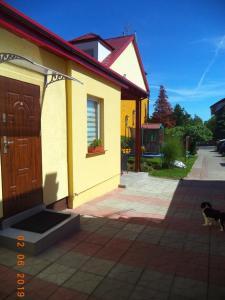 Domki i apartamenty w Ustroniu Morskim