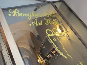 Borghese Palace Art Hotel, Отели  Флоренция - big - 59