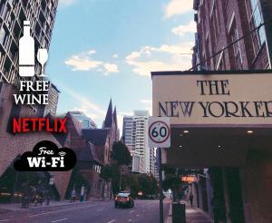 2BR Taste of NYC in BNE ★Central CBD★Wine★Netflix