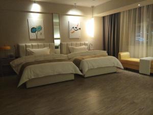 . Metropolo Jinjiang Hotel Taiyuan Economic Development Zone
