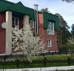 База отдыха Ломовка