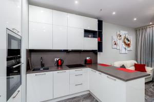 Prime Host apartments near Vodniy Stadion