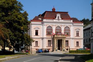 Hotel Hotel Nová radnice Vsetín Česko