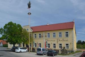 Penzión Penzion Pivovar Podlesí Příbram Česko