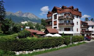 Aplend Villa Beatrice - Apartment - Tatranská Lomnica