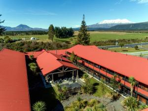 The Park Hotel Ruapehu - National Park
