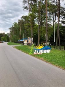 Apartamenty Las Sosnowy Łukęcin