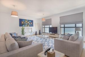 Sea View+Marina View 4BR @Jumeirah Beach Residence - Dubai