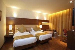 Executive Double or Twin Room Indus Biznotel