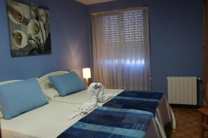 Hostal Restaurante Alarico, Guest houses  Allariz - big - 10