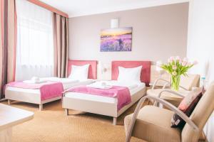 3 hvězdičkový hotel Hotel Forum Řešov Polsko