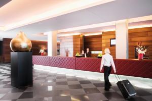 Mövenpick Hotel Stuttgart Airport, Отели  Штутгарт - big - 45