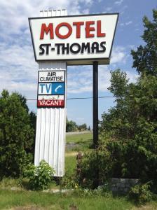 Motel St-Thomas - Accommodation - Joliette