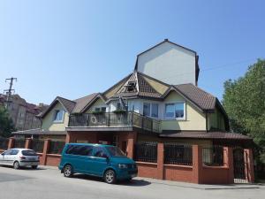Гостевой дом Дюна-центр, Зеленоградск