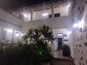 Casa la plaza, Agulo