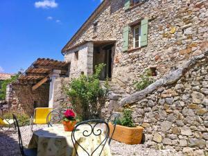 Location gîte, chambres d'hotes Holiday Home Du Brun dans le département Drôme 26
