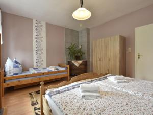 Kranichweg, Apartmanok  Gerdshagen - big - 12