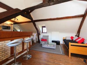 Apartment Résidence Guillaume le Conquérant, Апартаменты  Див-сюр-Мер - big - 3