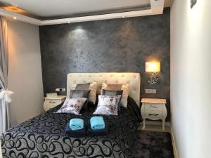 Deluxe Double Room with Balcony Bed and Breakfast en Salou
