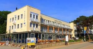 Vineta Hotels, Hotely - Zinnowitz