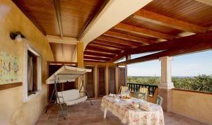 Apartment mit 1 Schlafzimmer und Terrasse
