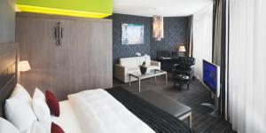 Mövenpick Hotel Stuttgart Airport, Отели  Штутгарт - big - 37