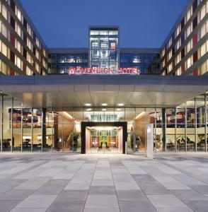 Mövenpick Hotel Stuttgart Airport, Отели  Штутгарт - big - 15